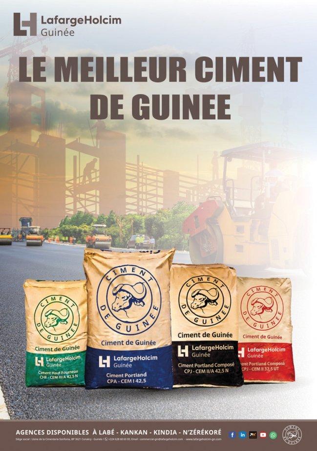 LAFARGEHOLCIM GUINEE