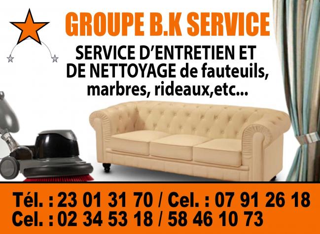 GROUPE B.K SERVICE
